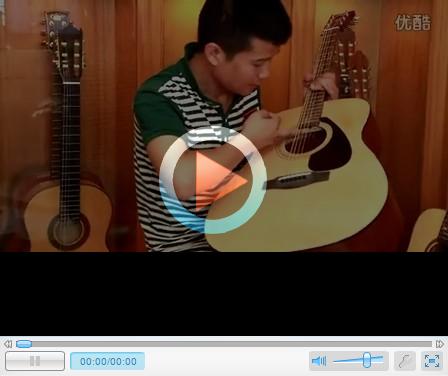 ...yamaha雅马哈吉他民谣吉他f310升级款f600 fg700s ms单板