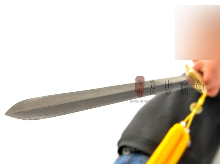 中式宝剑制作图纸