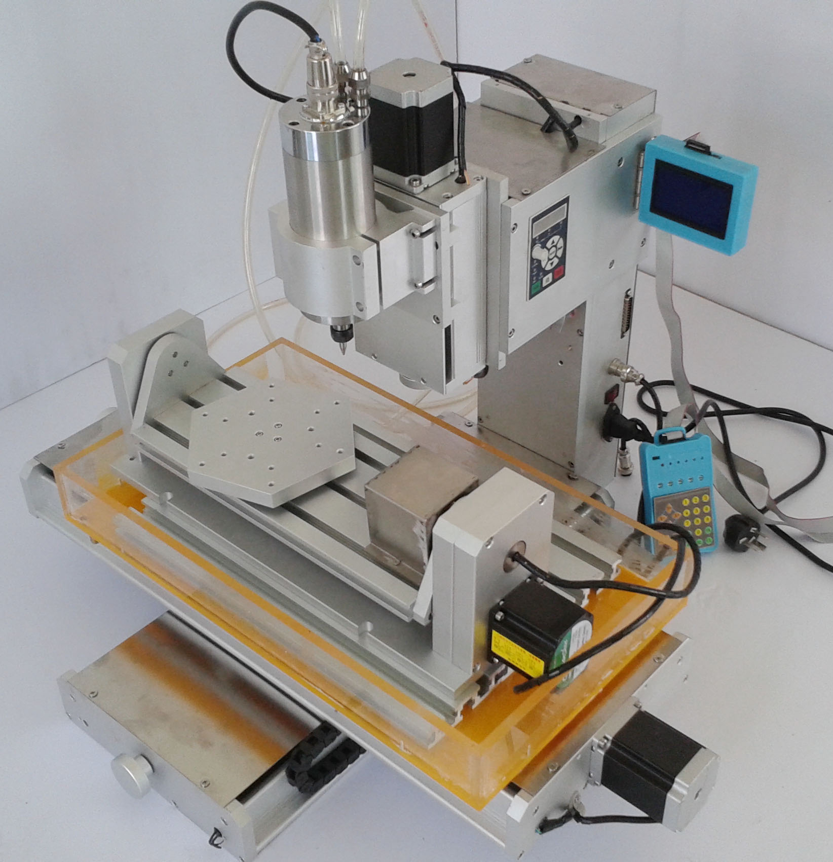 3040 پنج محوره دقت بالا صنعتی CNC دستگاه حکاکی