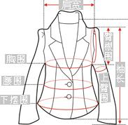 测量-上衣